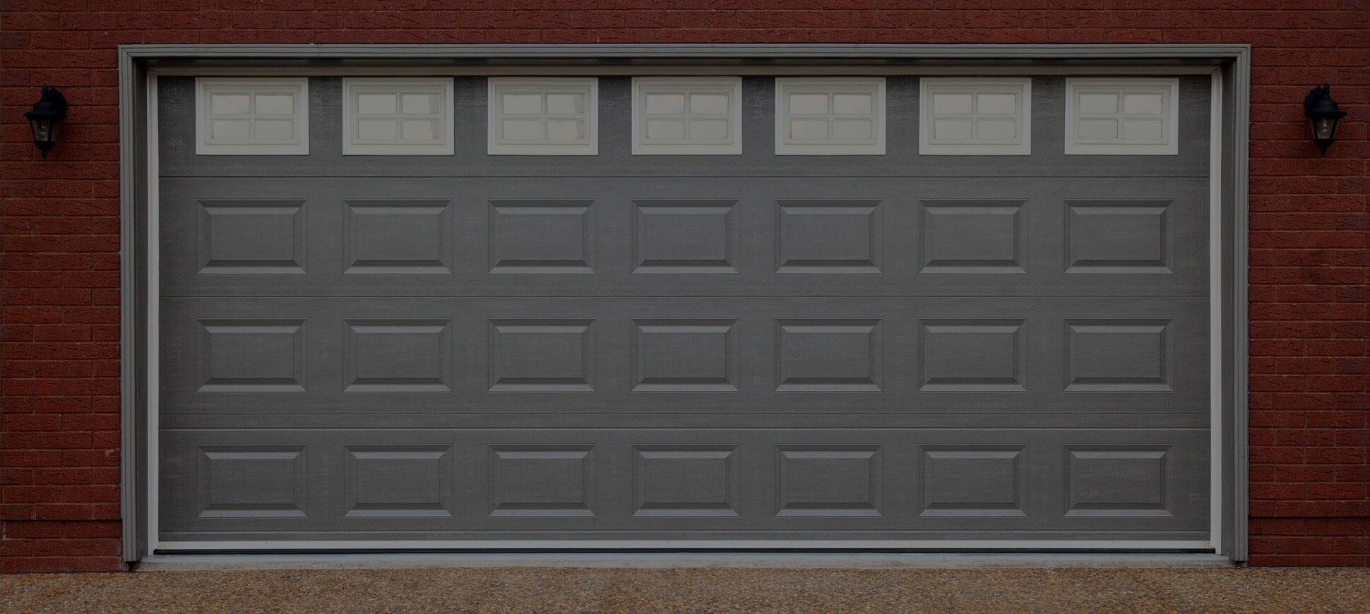 garage near doors me always service door open